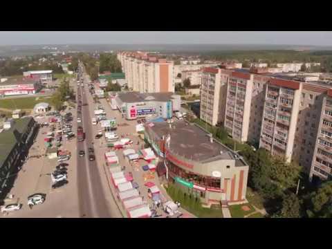 Алексин, ул.Тульская, автовокзал, август 2019 г.