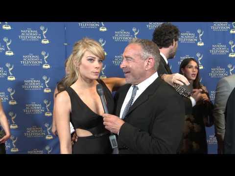 Kim Matula At The 41st Annual Daytime Creative Arts Emmy Awards