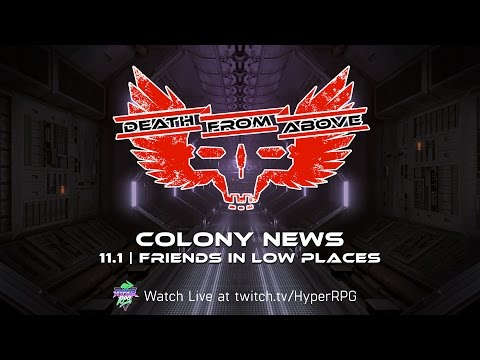 Colony News | 11.1 | Friends in Low Places