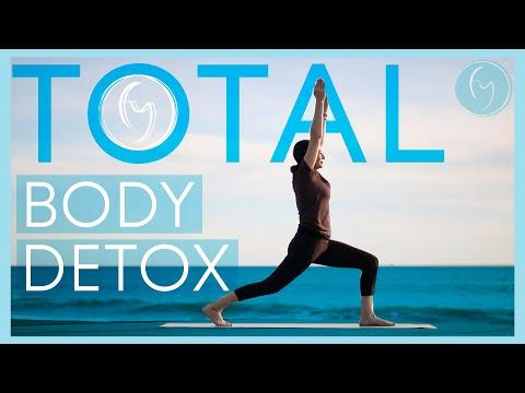 Glowing Yoga Body Workout (30 min) Total Detox