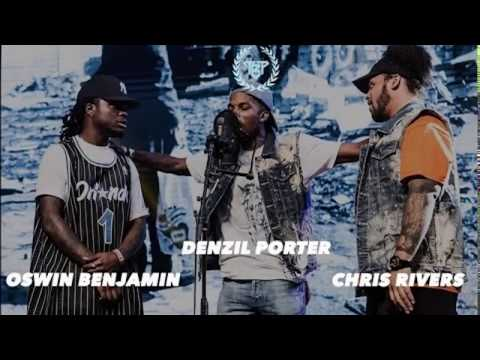 Oswin Benjamin, Chris Rivers & Denzil Porter - TBP Cypher #2 (Prod. ILL Brown, Cardi & Trox)
