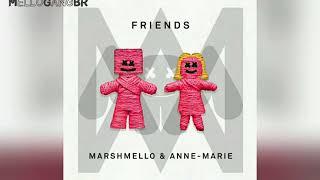 [Download] •Marshmello & Anne-Marie - FRIENDS (320kbps) | MelloGangBR