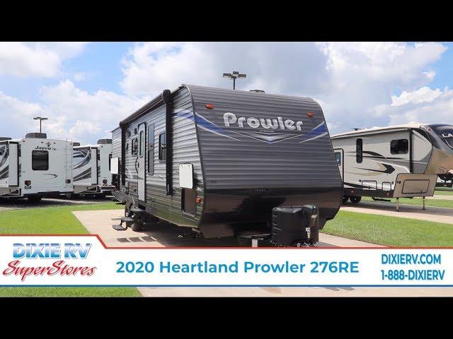 2020 Heartland Prowler 276RE for sale at Dixie RV in Hammond, LA