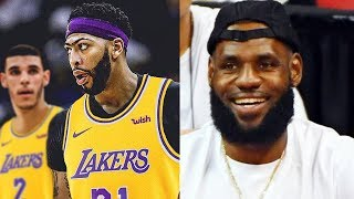 Anthony Davis Signs With LeBron James Agent, Joining Lakers?