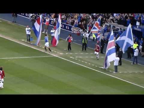 Glasgow Rangers Legends