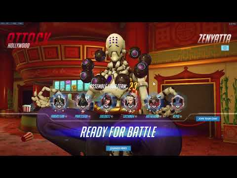 Road to Gold: Hollywood - Dancing With Flankers 1622 SR feat. Zenyatta