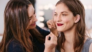 Burberry Live Spring/Summer 2016 Runway Make-up Tutorial (Full Livestream) | Sephora