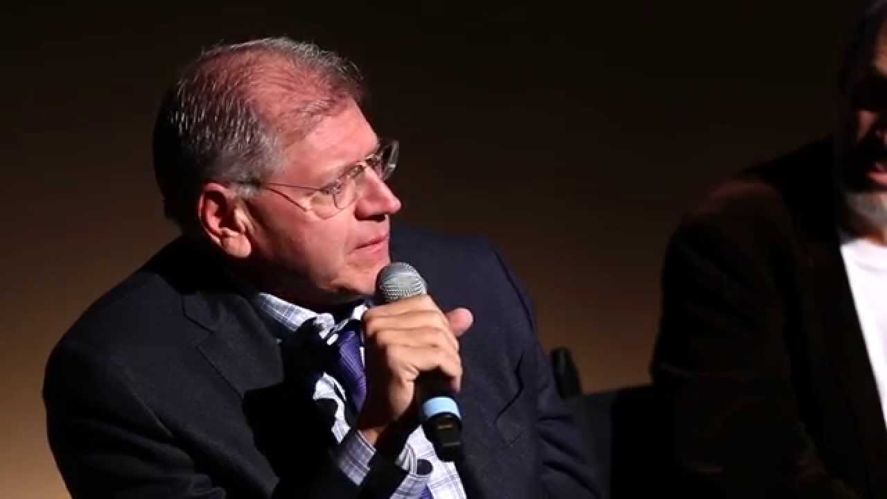"""The Walk"" Press Conference | Robert Zemeckis on 3D | NYFF53"