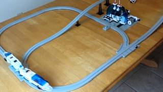 Lego Monorail (6990) - Complete with additional track