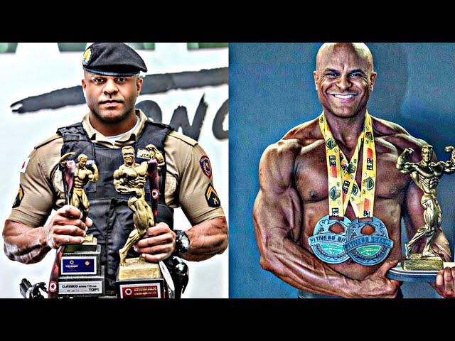 BEST BRAZILIAN STRONGEST 💪 SOLDIER 👮 IN THE WORLD