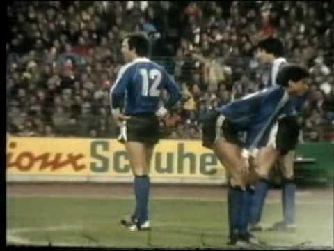 0011980004 - Franz Beckenbauer back from USA
