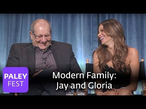 Modern Family  Making Jay and Gloria a Convincing Couple