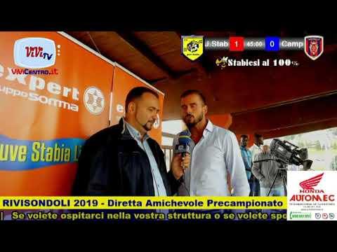 AMICHEVOLE PRE CAMPIONATO Juve Stabia   Campobasso CIRO POLITO 30072019