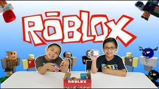 "ROBLOX TOY UNBOXING! SUMMERTIME ""UNPLUGGED"" CHALLENGE: DAY #17"