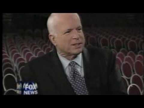 McCain on McCain-Feingold