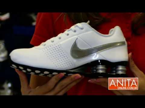 Anita Online - Tênis Nike Shox Deliver - YouTube 4368e707ded6