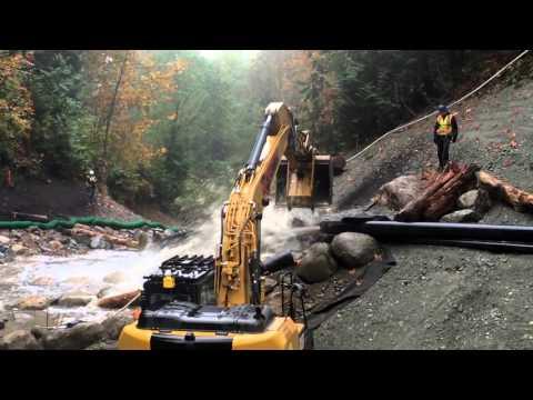 Gray Creek Restoration
