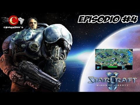 "StarCraft II Wings of Liberty Walkthrough Episodio 4 ""Con Uñas y Dientes"""
