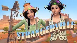 The Sims 4STRANGERVILLEz Oską #4 - Otwieramy drzwi Laboratorium!