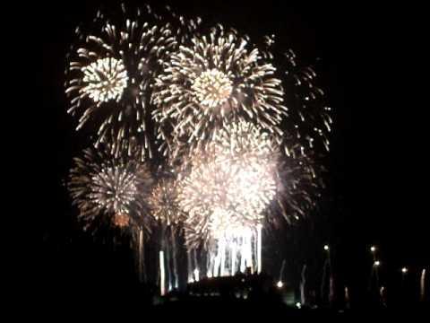 Edinburgh 2009 New Year Fireworks
