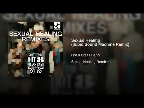 Sexual healing brass band remix