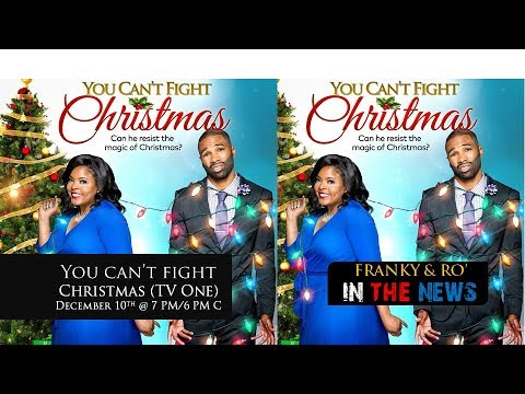 Andra Fuller Interview About Tv Ones You Cant Fight Christmas