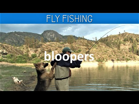 Funny Fly Fishing Bloopers