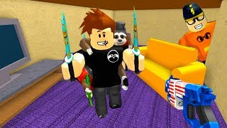 ONLY YOUTUBERS EDITION! (Roblox Murder Mystery 2)