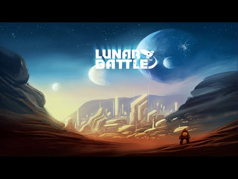 Official Lunar Battle (by Atari) Trailer (iOS / Android)