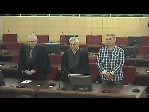 Sud BiH zbog nedostatka dokaza Aleksandra Cvetkovića oslobodio optužbi za genocid
