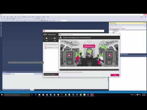 How to install Genymotion Android Emulator and run Xamarin