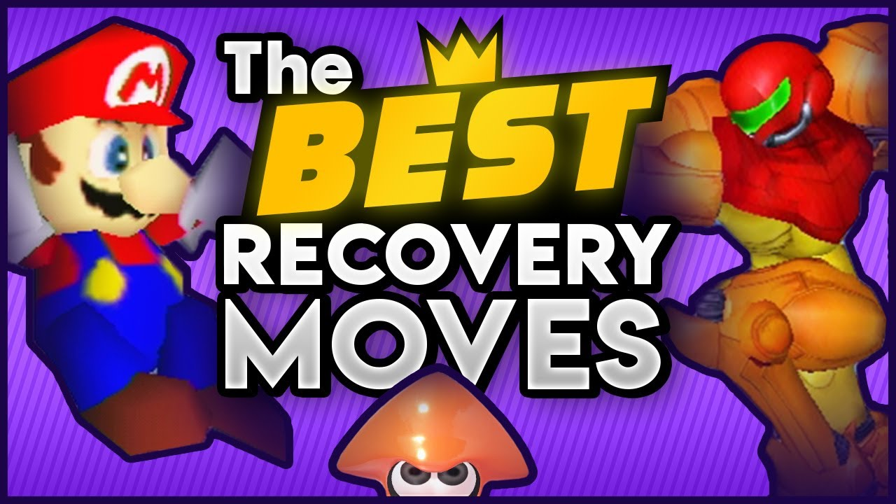 The Best Recovery Moves in Smash Bros. History thumbnail