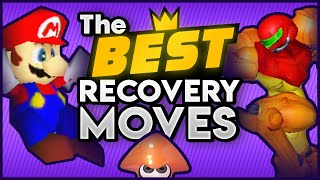 The Best Recovery Moves in Smash Bros. History