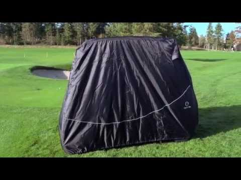 Fairway Golf Cart Quick-Fit Cover by Classic Accessories