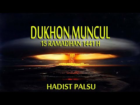 dukhon-muncul-15-ramadhan-1441-h-hadist-palsu---ust.-syafiq-riza-basalamah.-lc-ma