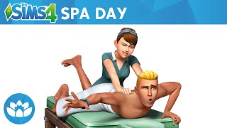 The Sims 4 Spa Day: Official Trailer