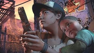 The Walking Dead: A New Frontier All Cutscenes | Episode 2: Ties That Bind Part II | Season 3