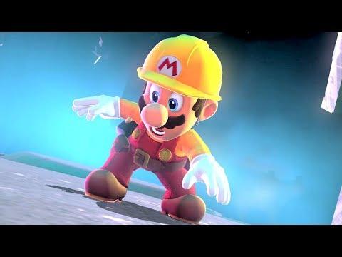 Super Mario Odyssey - Secret Final Boss Fight + 999 Moon Reward (100% Ending)