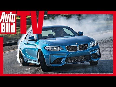 BMW M2 Coupé (2016) - Review/ Fahrbericht/ Sound/ Test