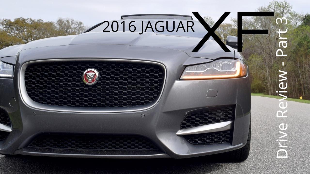 2016 jaguar xf 35t r sport rwd part 3 hd drive review youtube. Black Bedroom Furniture Sets. Home Design Ideas