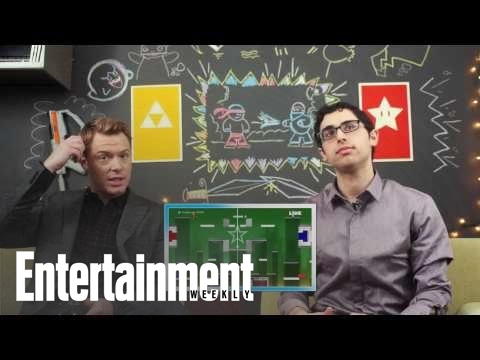 Q & Play: 'The Blacklist' Star Diego Klattenhoff Tries iDarb  Entertainment Weekly