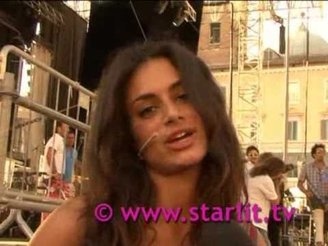 Claudia Ruggeri Calendario.Cristina Dopo La Lap Dance Il Calendario L Intervista Esclusiva Web Di Starlit Tv