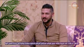 السفيرة عزيزة - عمرو سمير ... يجيب على مجموعة من الأسئلة ورشا الجندي تكشف نسبة الكذب في كلامه