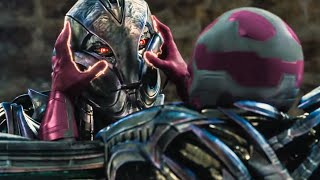 Vision vs. Ultron Fight Scene - AVENGERS 2: AGE OF ULTRON (2015) Movie Clip