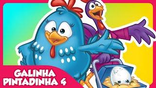 Baixar Galinha Pintadinha 4 - Clipe Música Oficial - Galinha Pintadinha DVD 4
