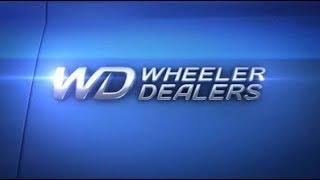 Махинаторы (Wheeler Dealers) 4 серия, 17 сезон