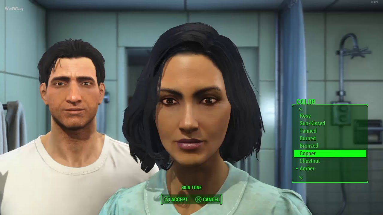 Fallout 4 - [Mods] - Part 1: Character Creation