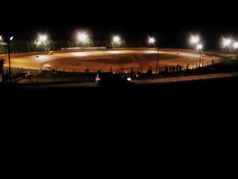 Rolling Thunder Raceway(MINI SPRINT'S RACE) 8-02-13