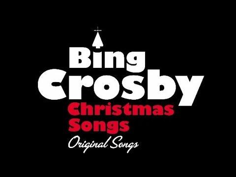 Клип Bing Crosby - Santa Claus Is Coming to Town
