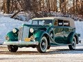 1936 Packard Eight Convertible Sedan
